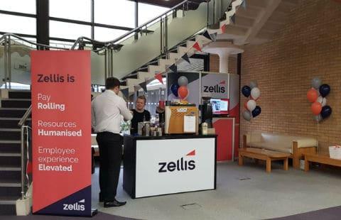 Zellis Coffee bar