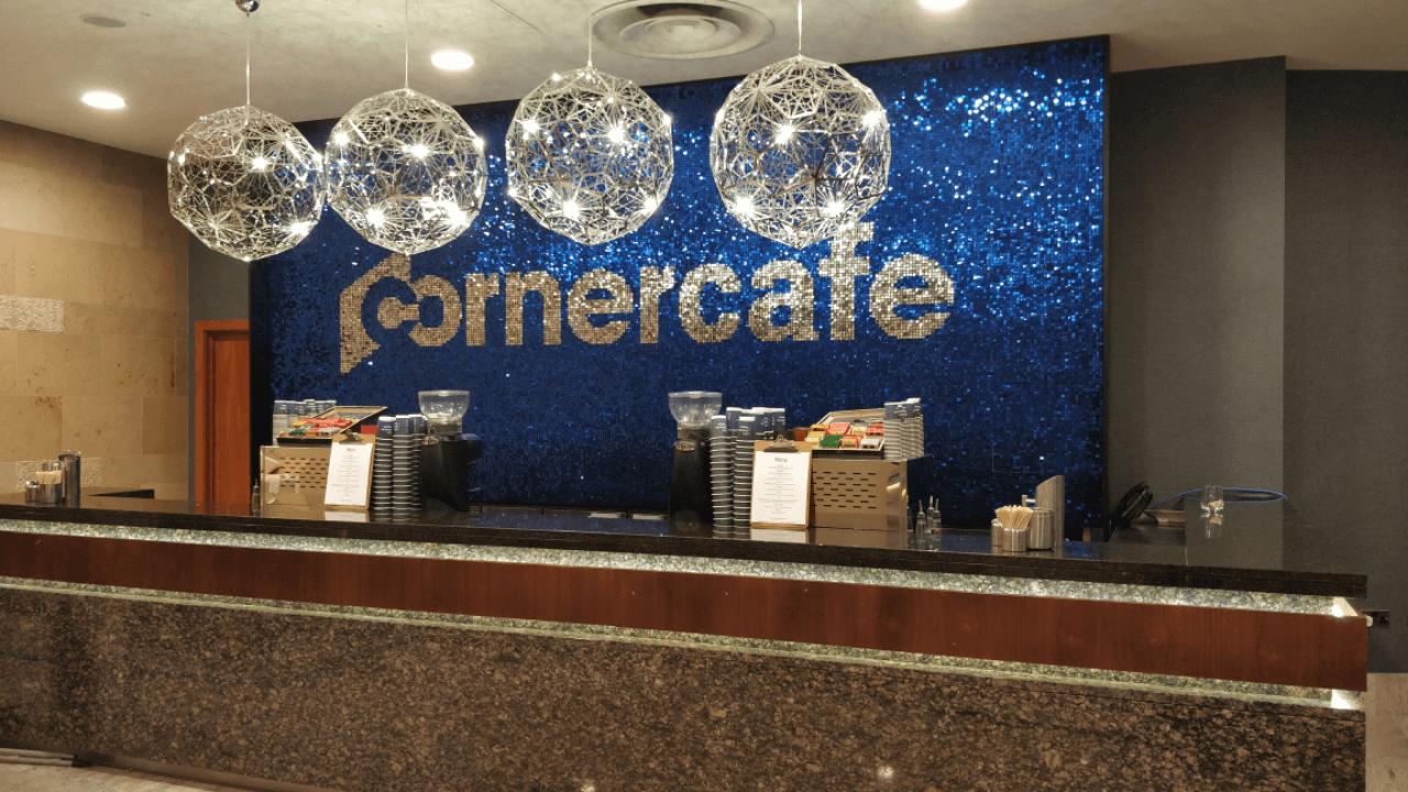 Cornercafe intercontinental