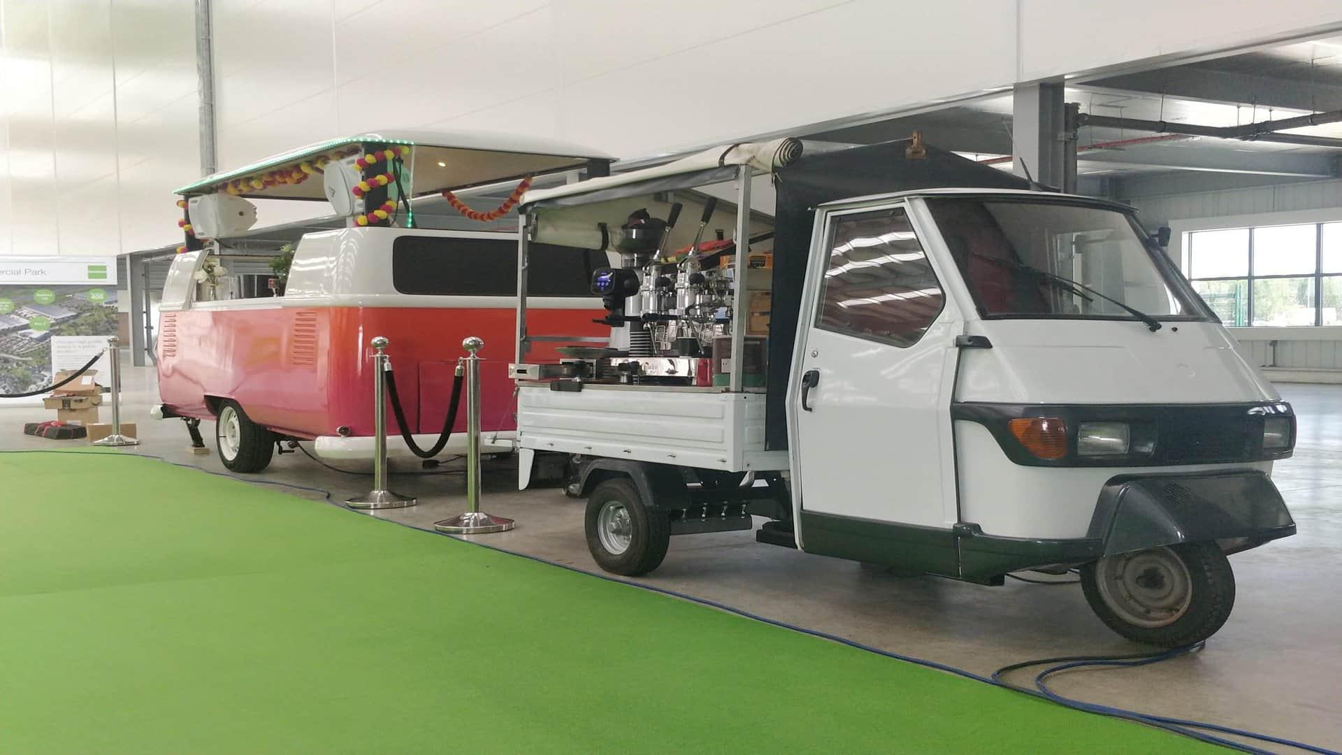 Mobile Coffee Van Hire (2)