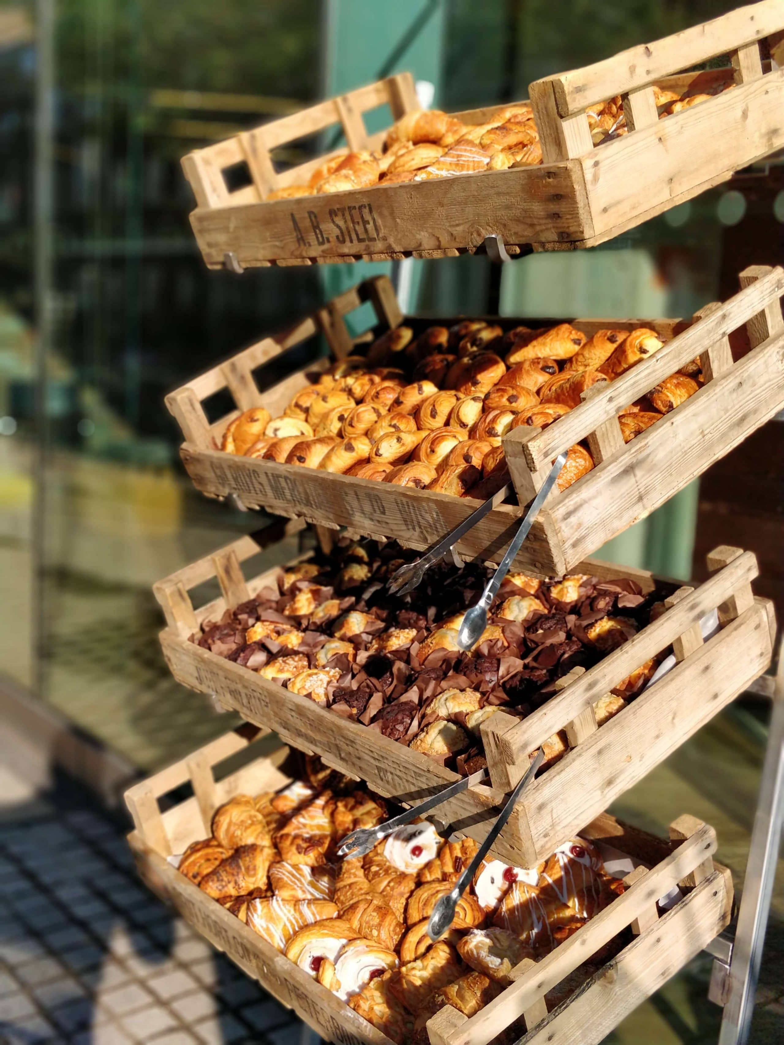 pastry-stand-with-croissants-and-pain-au-chocolat