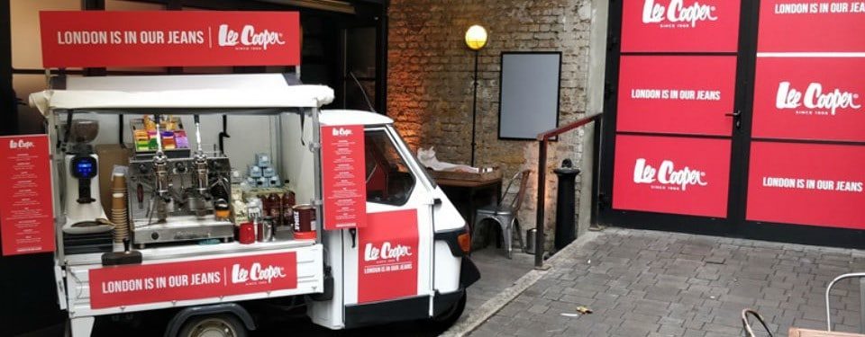 Lee Cooper 1 1 - Mobile Barista Coffee, Smoothies & Juice - The Rolling Bean