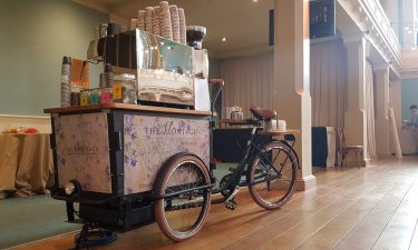 Montagu coffee bike